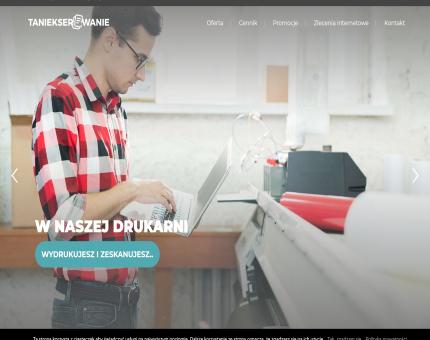 Taniekserowanie.com.pl