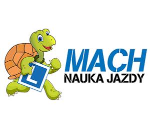 Mach Nauka Jazdy Logo